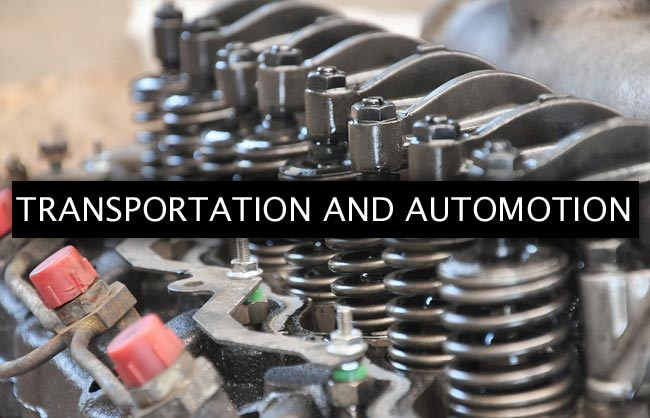 Transport and automotive
